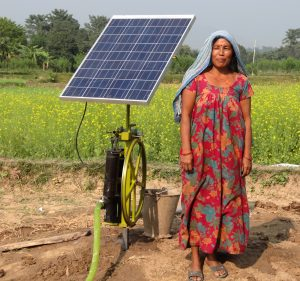 Solar-power irrigation pump (c) Futurepump (1)