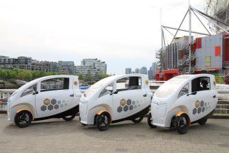Veemo velomobile: the innovative electric vehicle by VeloMetro