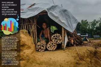 Trust or bust: The UN must put its house in order to attract finance for development