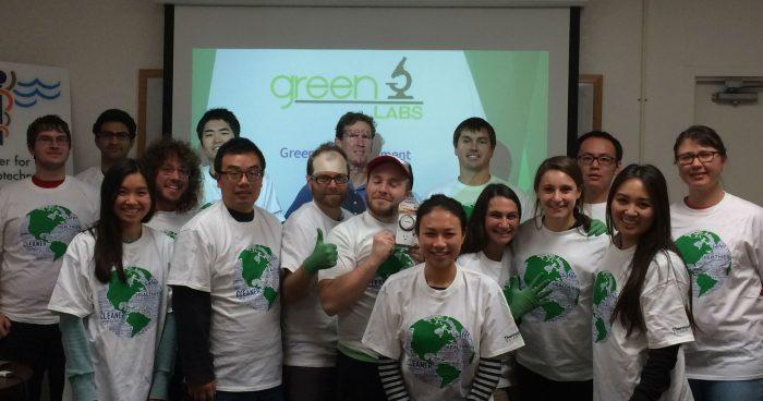 Photo Credit: My Green Lab