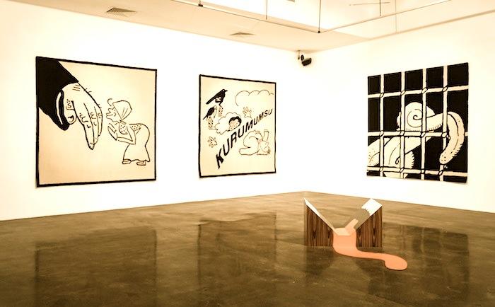 Language Arts_2014_Installation view at The Third Line Dubai3
