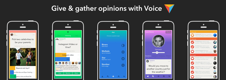 Voice---AppStore-Screenshots