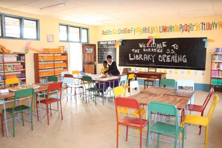Kigoma Buronge School 2011