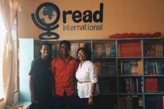 Read International – Montse Pejuan Interview