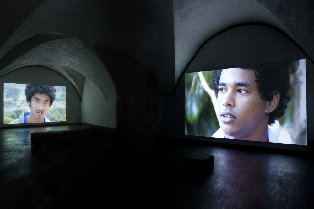 Valerio Rocco Orlando, What Education for Mars_, 2015. Installation view, Museo Marino Marini, Florence