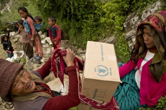 Nepal – Reaching higher together