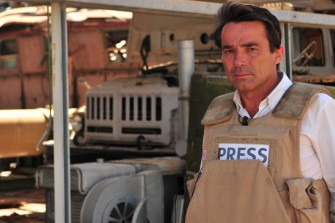 Duilio Giammaria- The Man Behind The War Correspondent