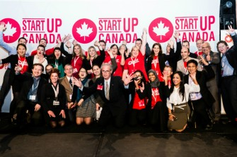 Startup Canada CEO & Co-Founder Victoria Lennox