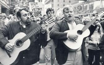American Protest Music Rises Again