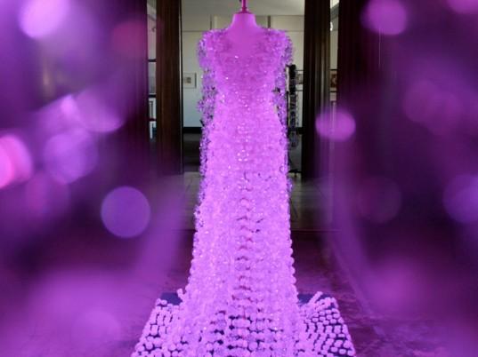 Michelle Brand wedding gown