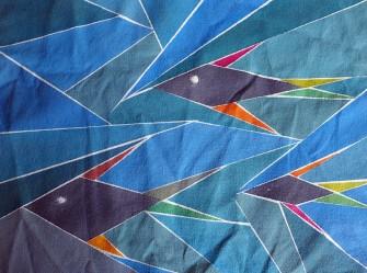 The Colourful Geometry of Zazie Lab