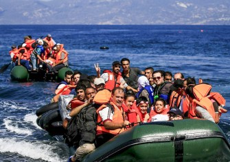 Europe's Flight from the Refugee Crisis