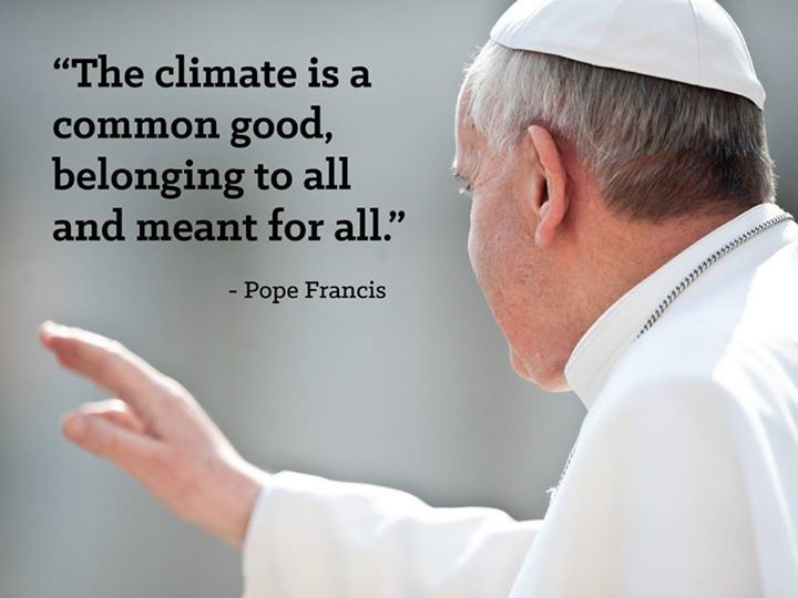 pope2climate