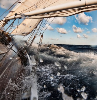 The Adventure of the Sea – In Conversation with Kurt Arrigo