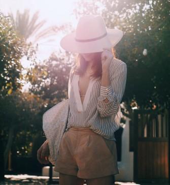 Inside a Luxury Fashion Blog