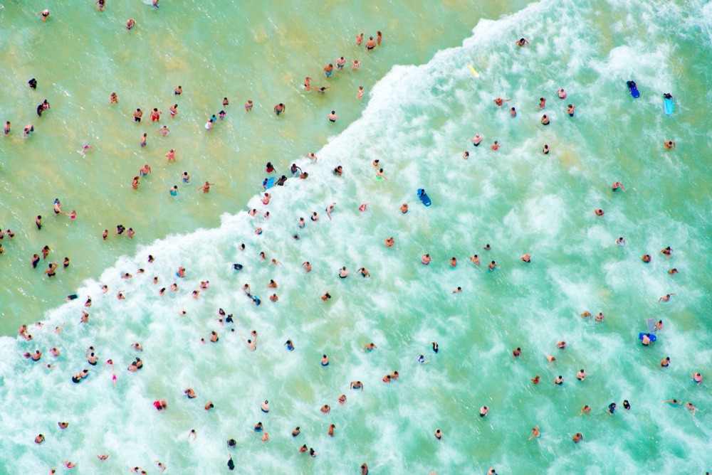 A La Plage - Coogee Wave
