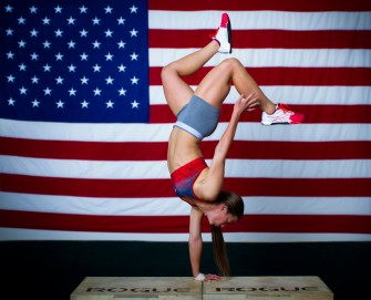 Fitness is a Privilege: Interview with Olympic weightlifter Camille Brown