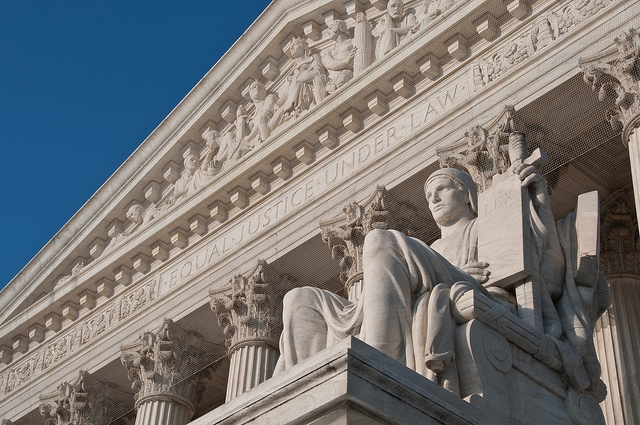 The Supreme Court will decide whether to uphold President Obama's executive order on DAPA in June. Photo courtesy Mark Fischer.