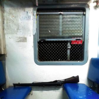 #TrainDiaries by Anushree Fadnavis