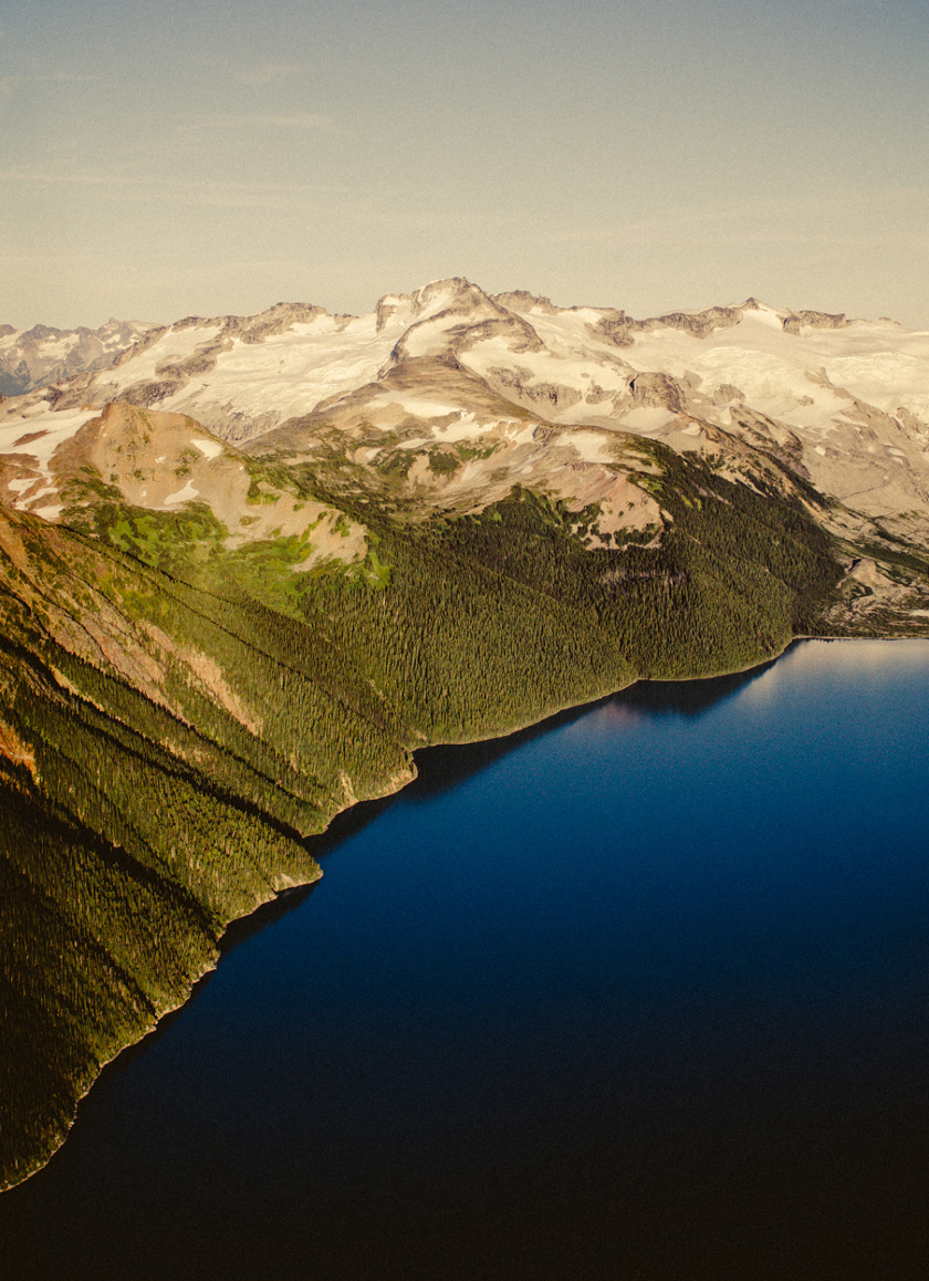 The Sea-to-Sky corridor is the region of British Columbia that runs from the Pacific Ocean and Howe Sound up along the Coast Mountains to Whistler.