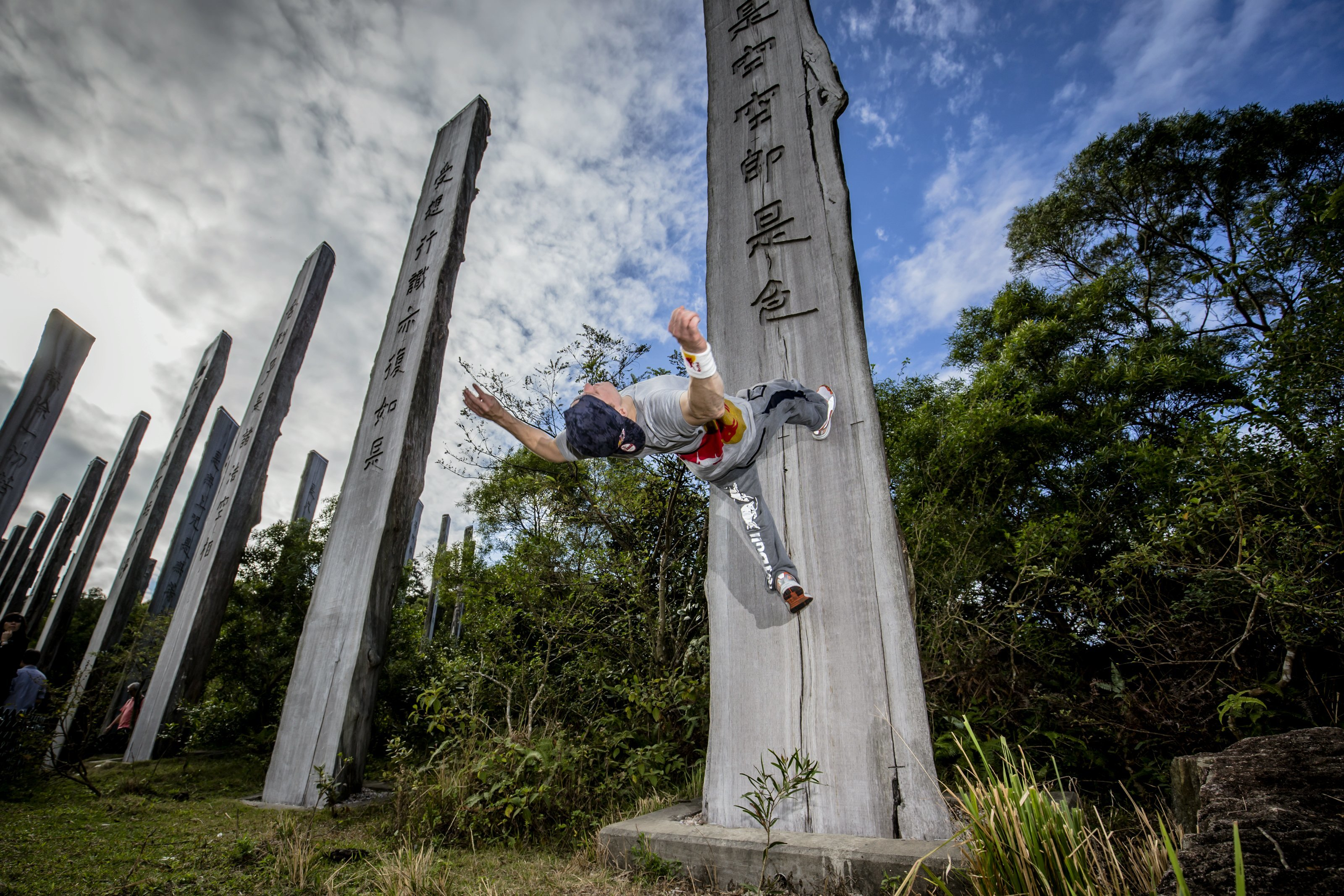 Freerunning Around The World With Ryan Doyle Impakter The two playgrounds are built for all. with ryan doyle