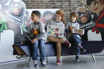 CoderDojo: An Interview with Bill Liao
