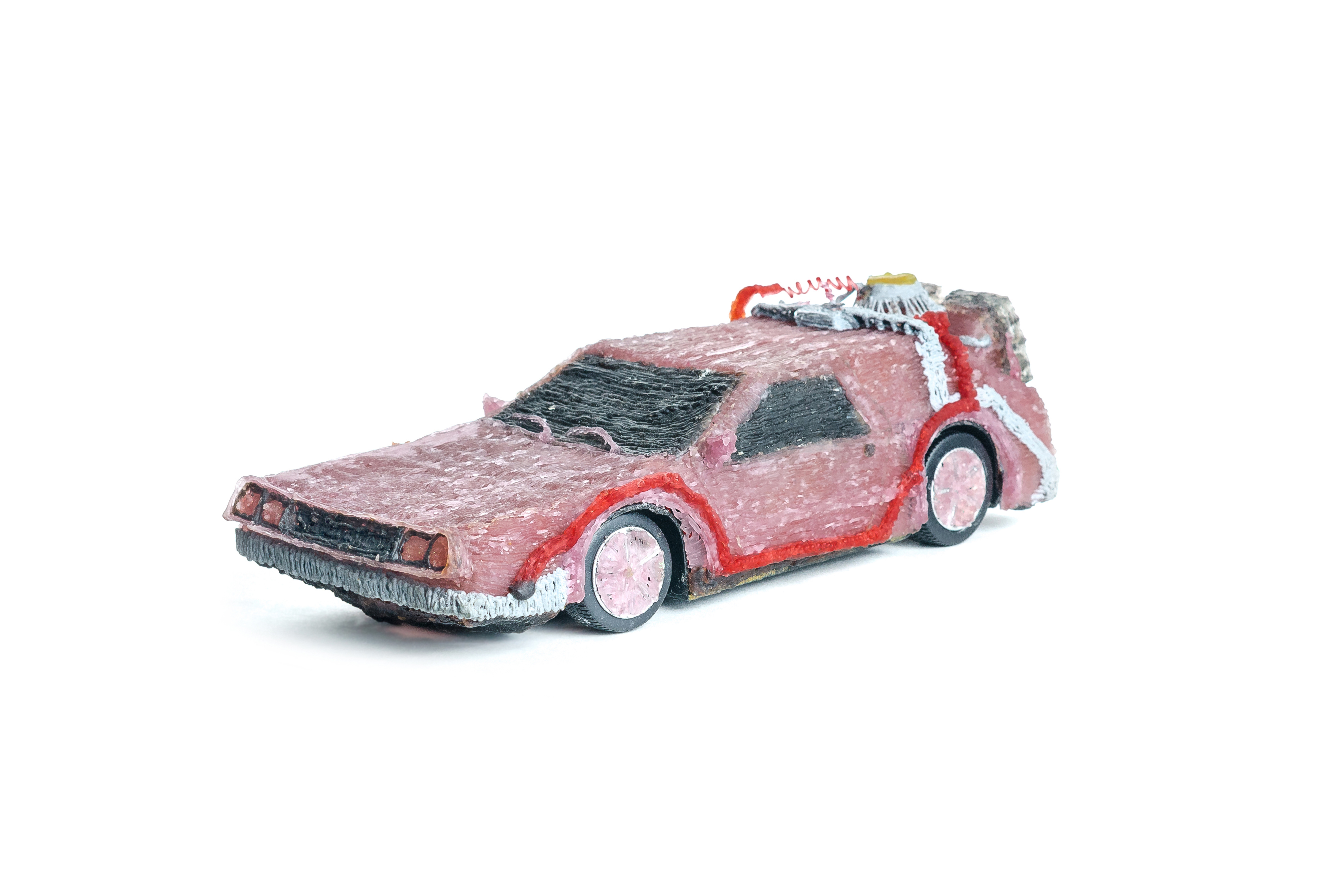 Creopop - Object image - DeLorean (original)