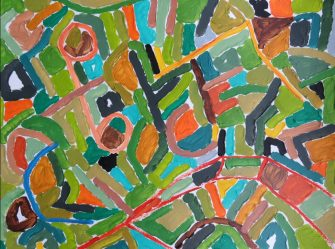 Psychotherapy in Art: Ken Horne