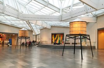 Museum Spotlight: The Nasher Museum of Art at Duke University