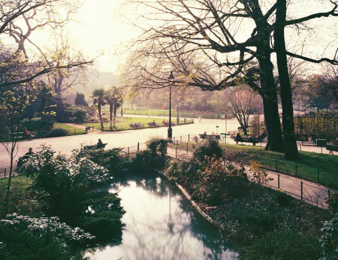Parc Monceau 2013 (Paris)