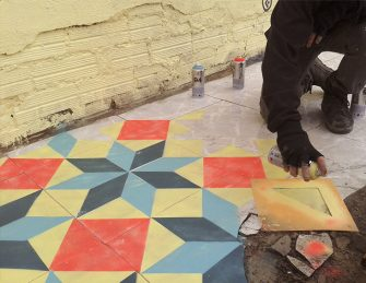 Reinventing Street Art with Javier de Riba