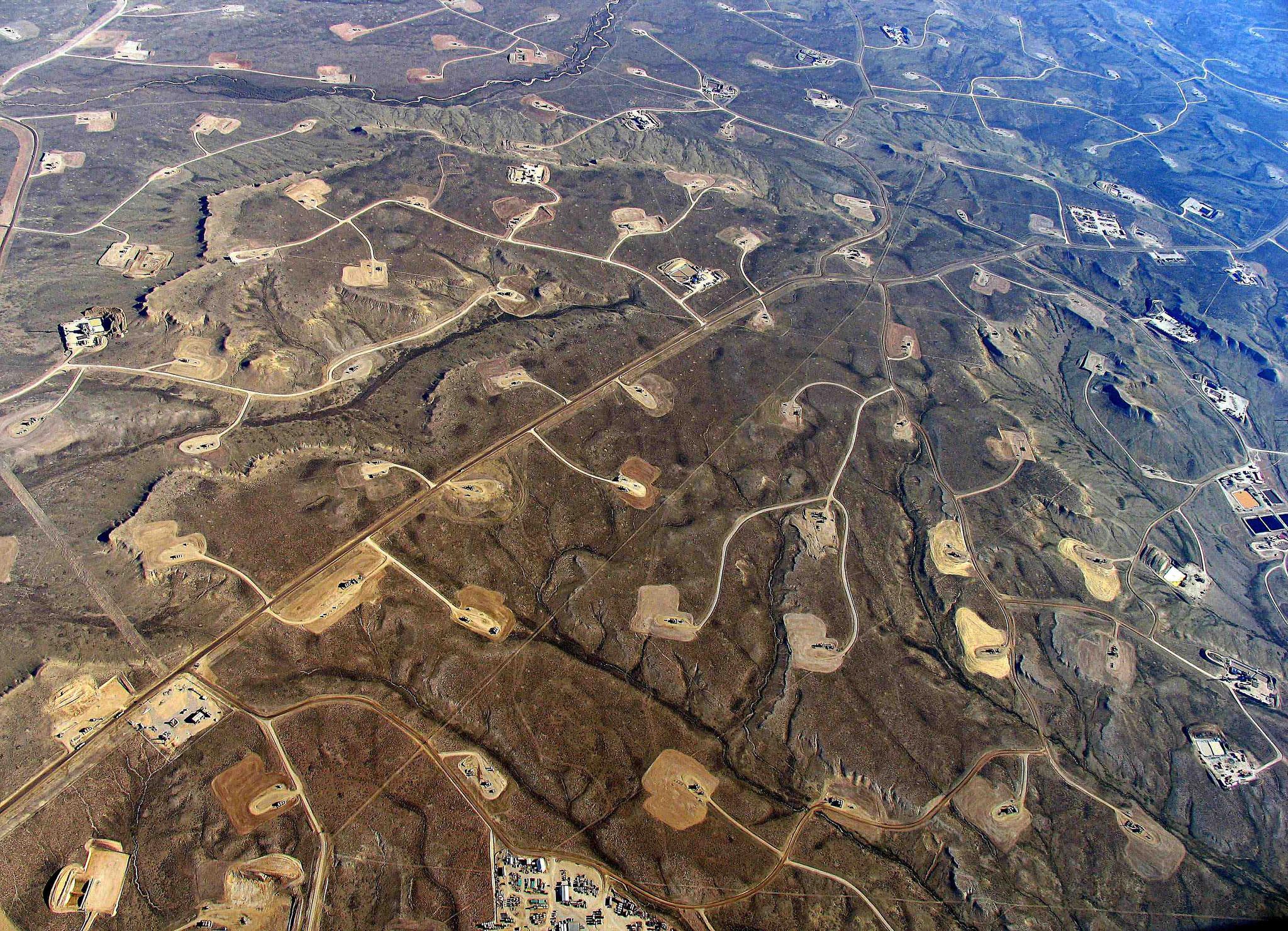 water fracking
