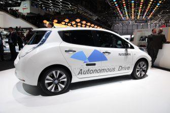 Autonomous Vehicles Work to Make Roads Safer