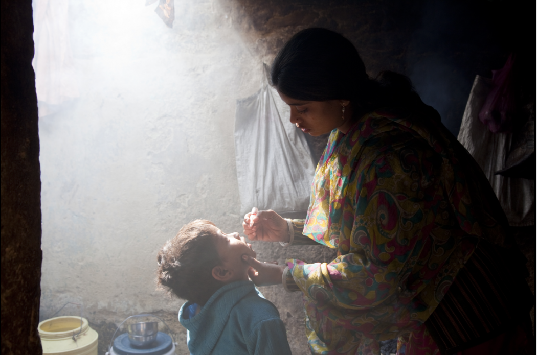 Alwaleed Philanthropies supports The Bill & Melinda Gates Foundation in its campaign to eradicate polio worldwide IMPAKTER