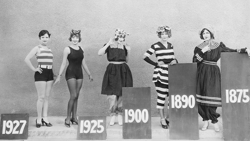 history-womens-swimwear-progression