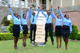 Enactus, a Force for Decent Work and Economic Growth