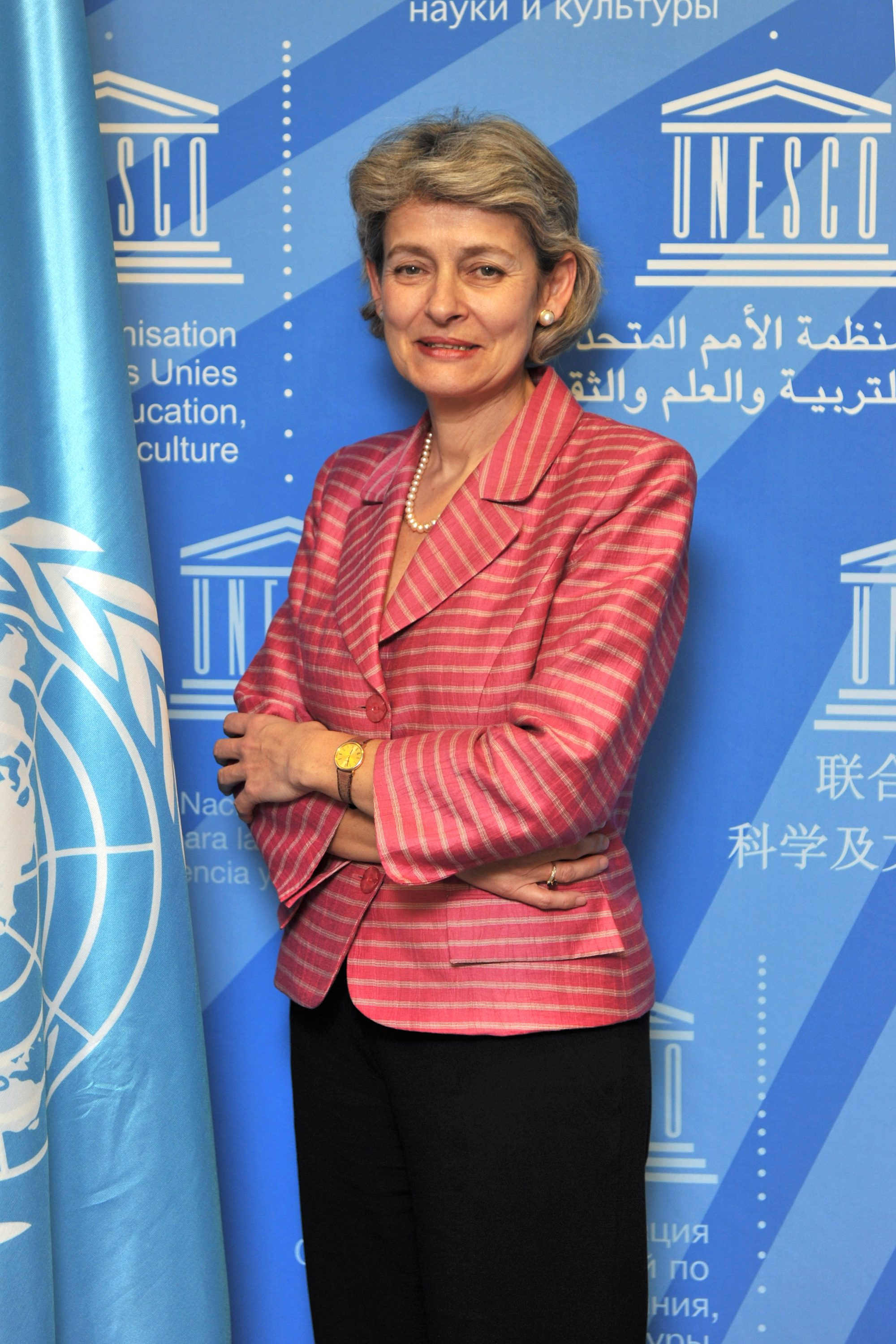 Irina Bokova Unesco Education