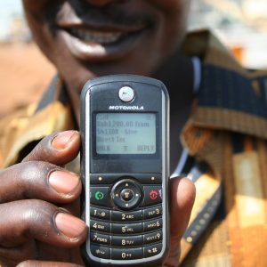 Give Directly, impakter, Mobile cash transfer