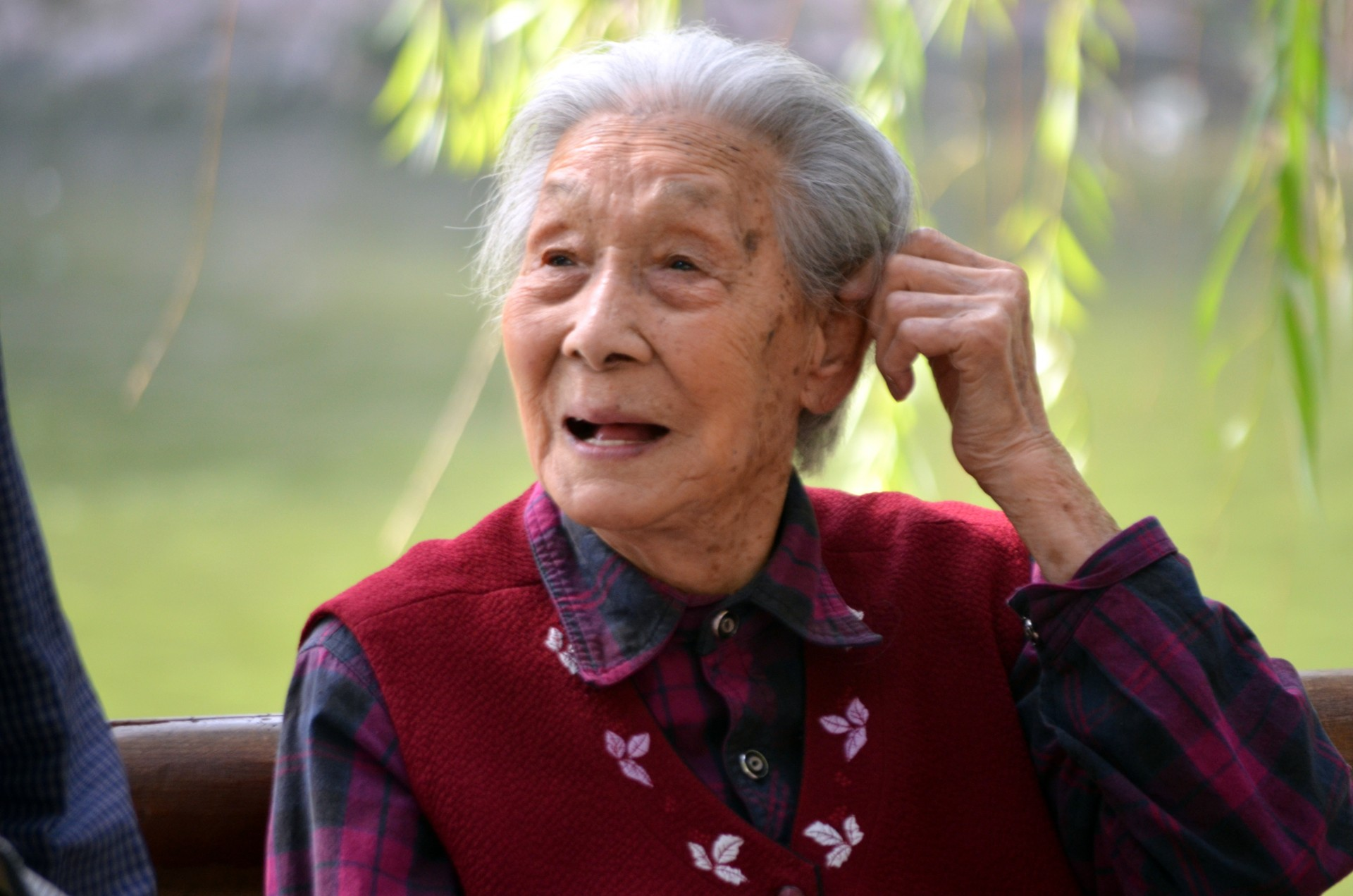 centenarian, late life care, 100 years old