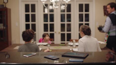 Unplug, screen, family time, Impakter