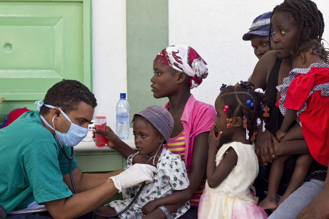A Cholera outbreak originating in the Central Artibonite region of Haiti has killed around 250 people and effected over 2500 in the region.