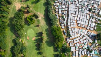 Post-Apartheid Inequality in South Africa