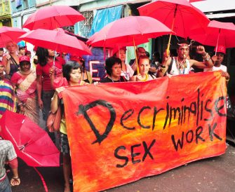 Sex Work and the Law: A social taboo
