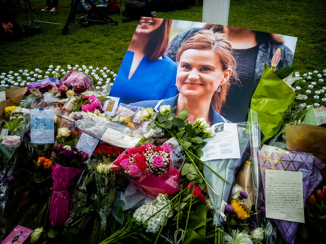 jo cox Britain mp news