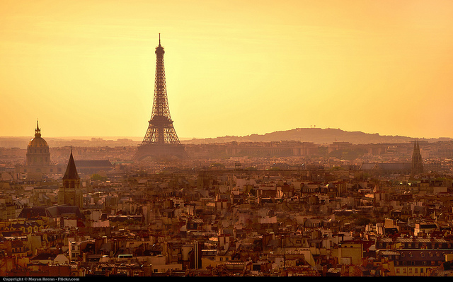193 nations signed the Paris agreement this year, which will attempt to mitigate greenhouse gas emissions that are linked to climate change. Photo courtesy of Moyan B. via Flickr.