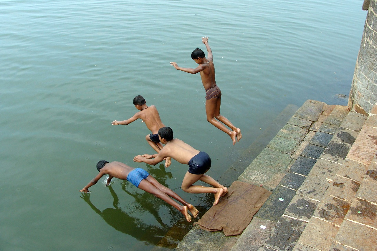 River Krishna, India, Water, Impakter