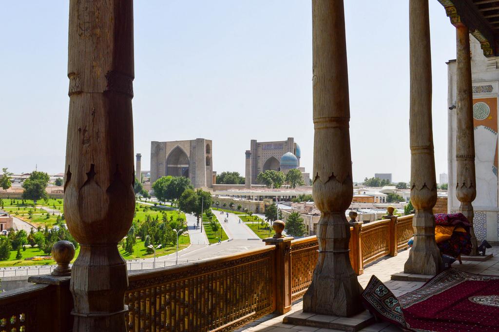 Northeast Samarkand Uzbekistan