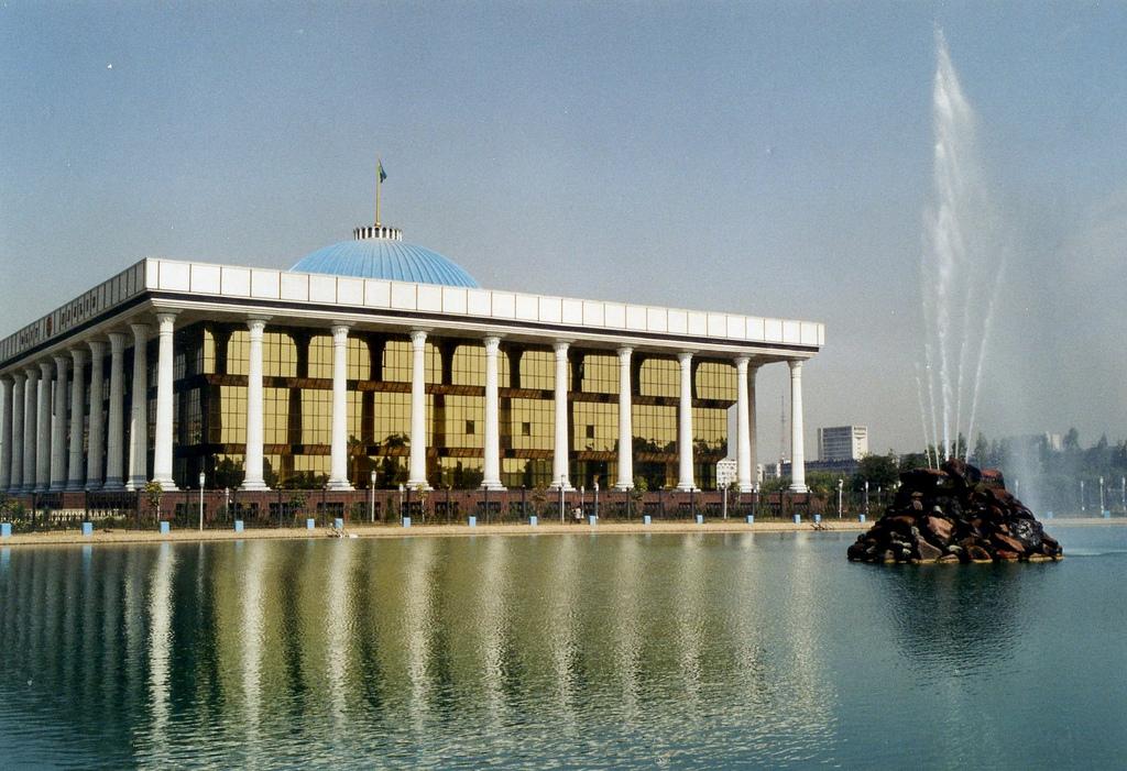 Uzbekistan Court of Appeal Tashkent