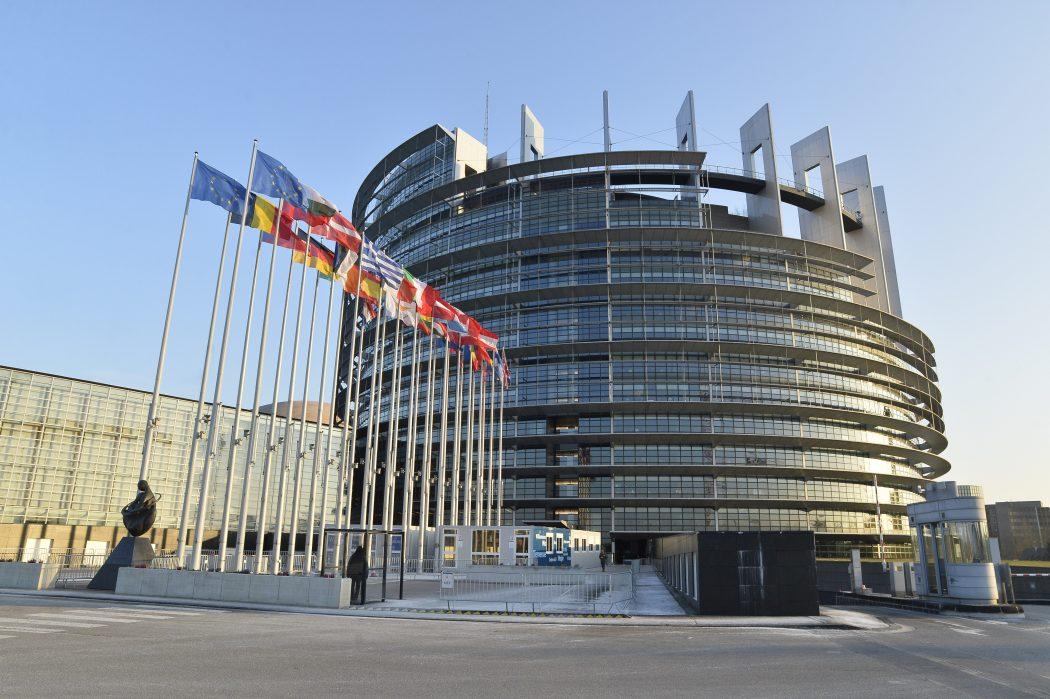 FLAGS-EU-PARLIAMENT