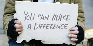You can make a difference-individual